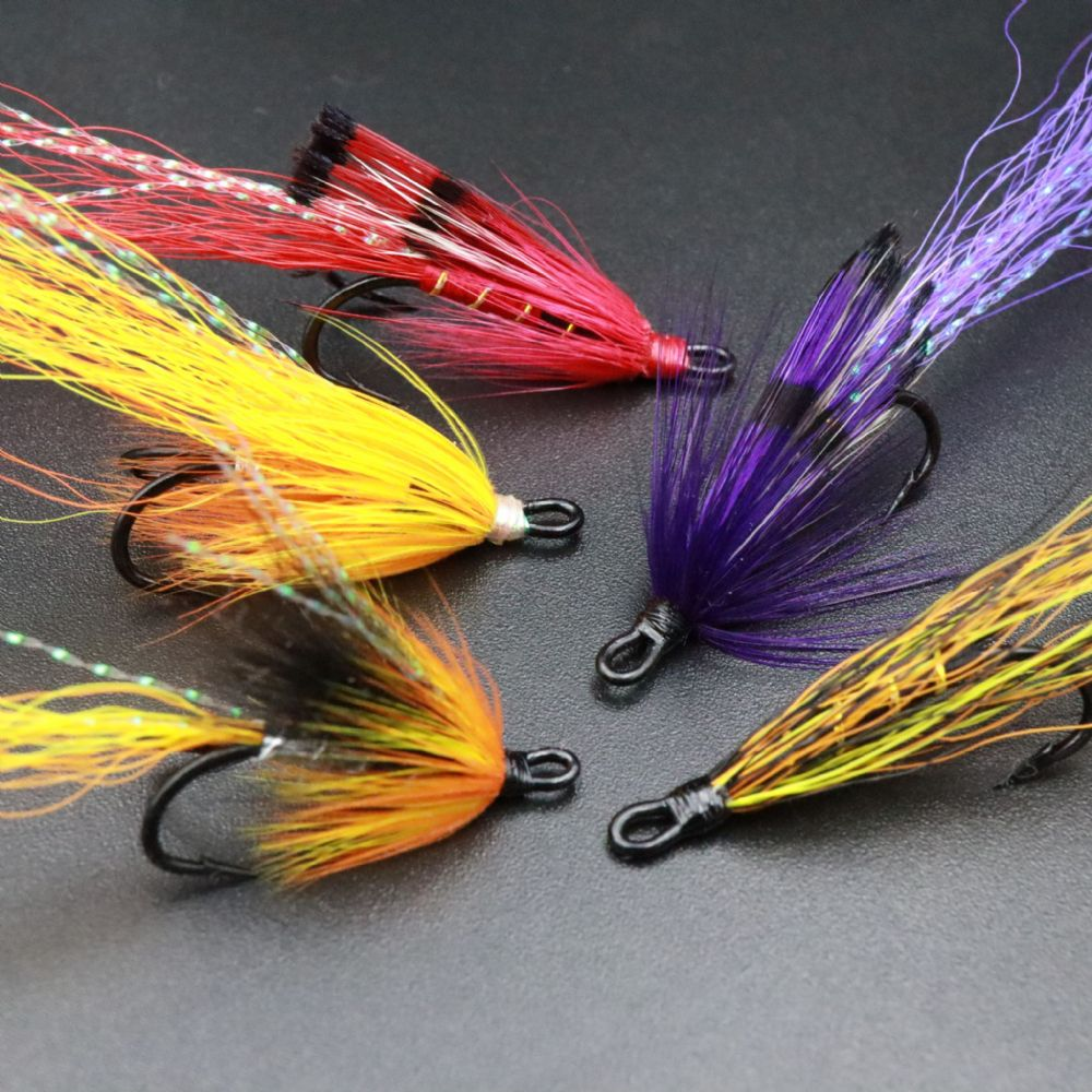 Hero Salmon Collection Fishing Fly
